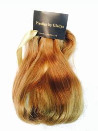 100% Europeiskt  blondhår med garanti