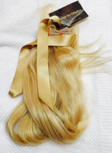 Europeiskt hår blond