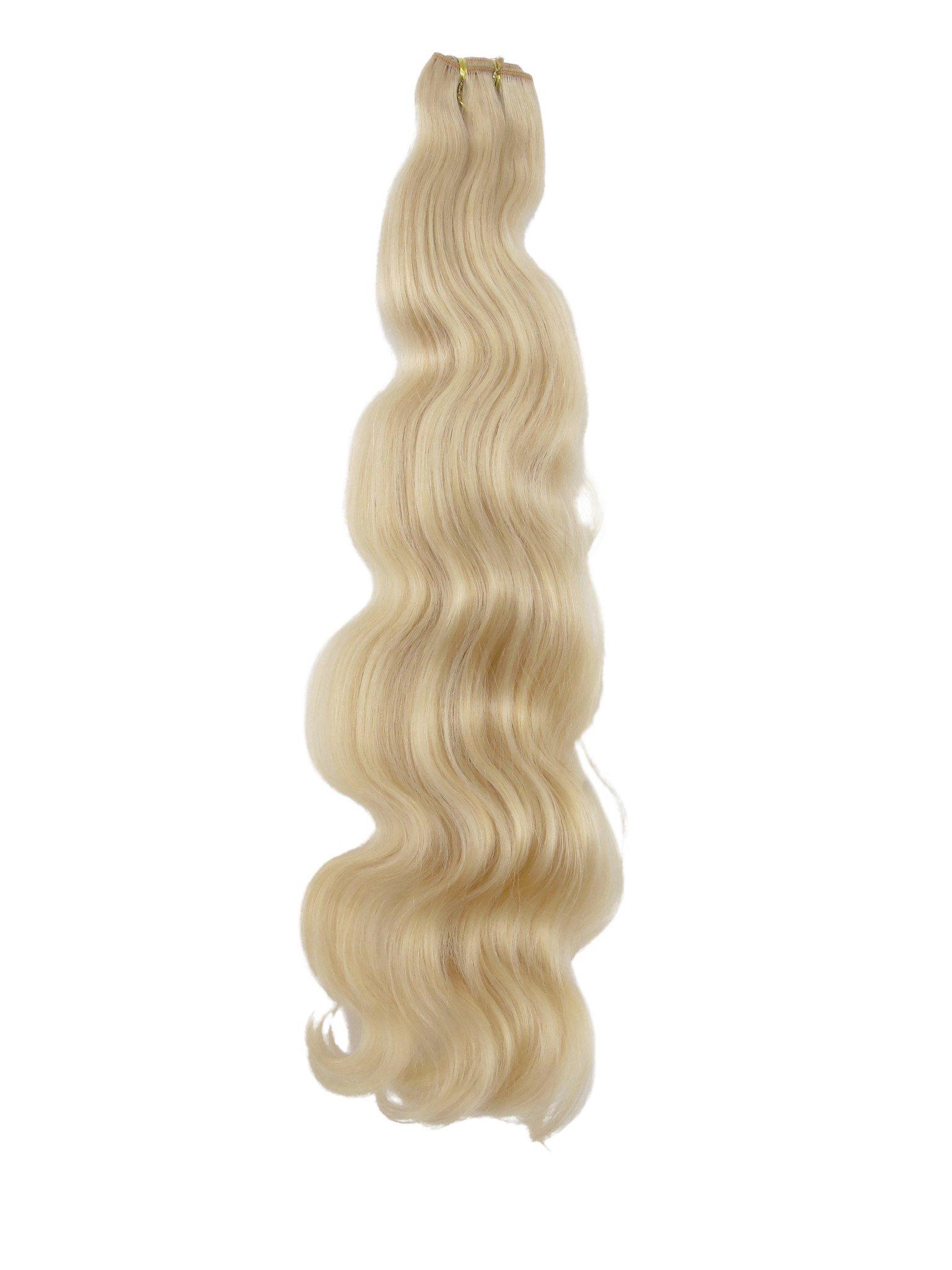 Bästa blond hår för kräsna 55 cm