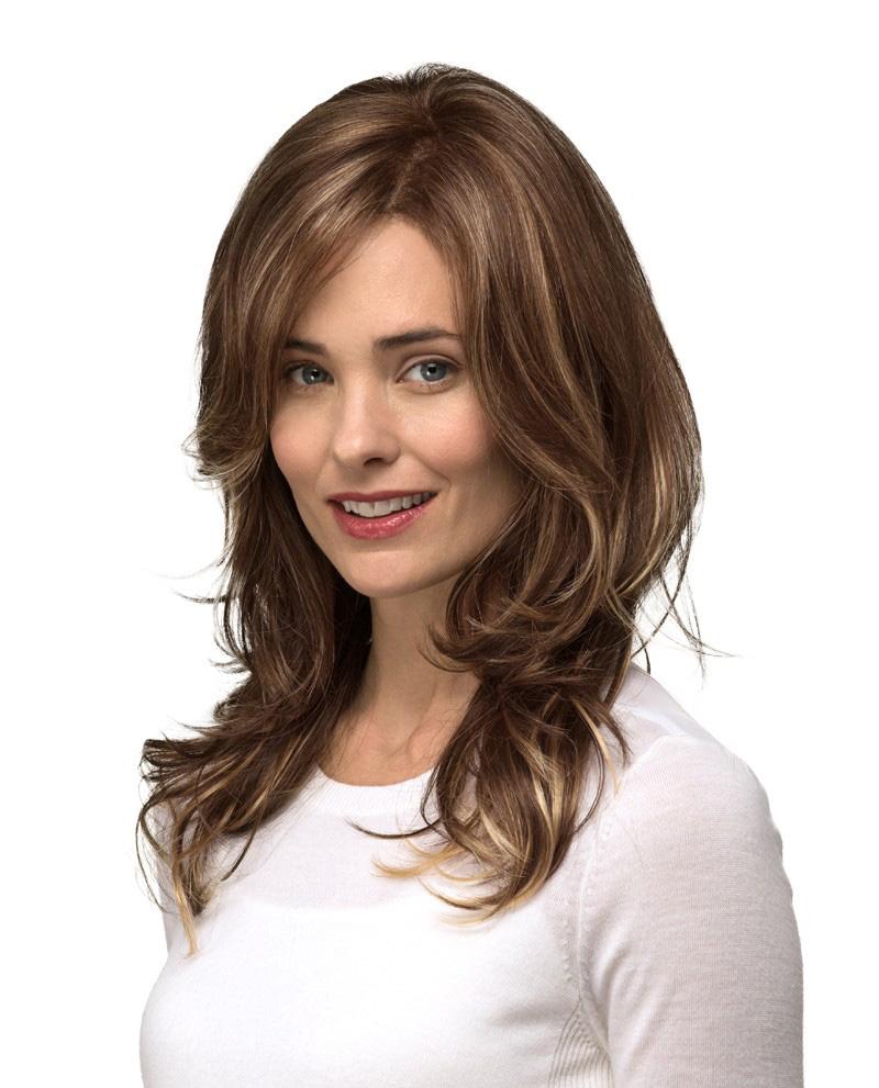 Europeiskt hår av högst kvalite.
