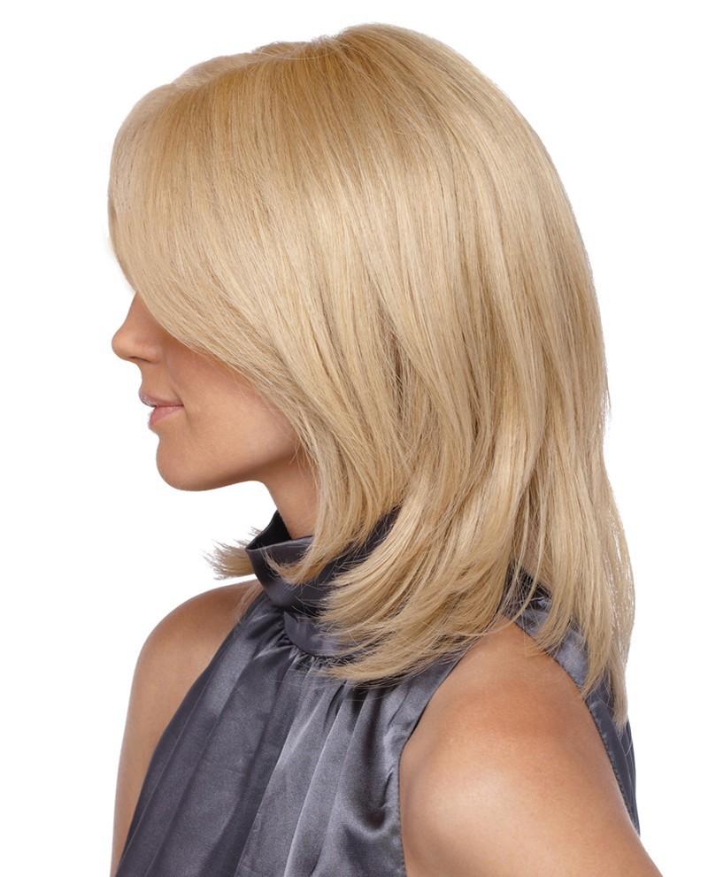 Exclusiv peruk av mycket hög kvalite