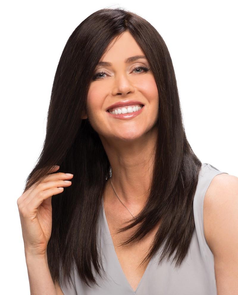Europeiskt hår med Mono top