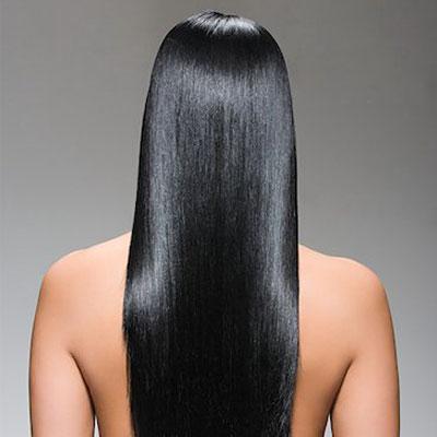 Sang naturell virgin hår 50cm spik rakt hår