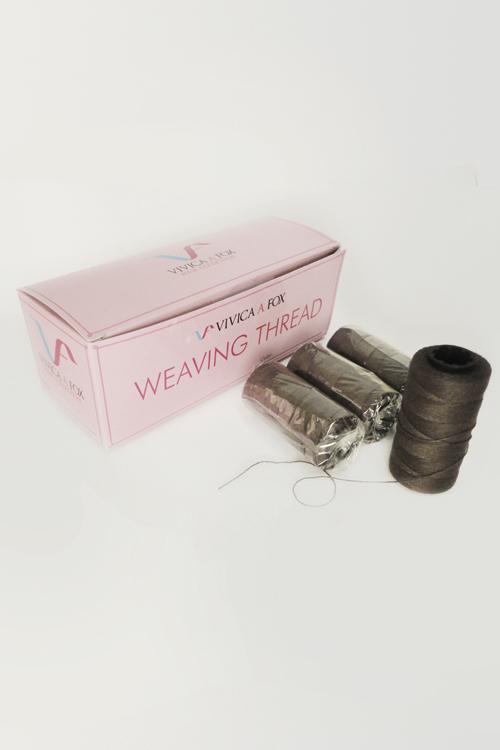 Speciell tråd att sy in löshåret/för weaving